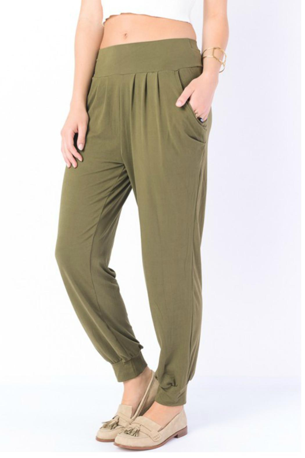 Product Description jeans, wide leg pants and jogger pants, harem pants are one of the.