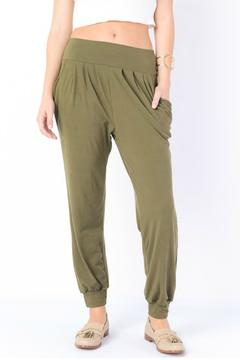 Laundry Harem Jogger Pants - Product List Image