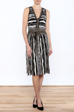 Laundry Stripe Knee Dress - Product List Image
