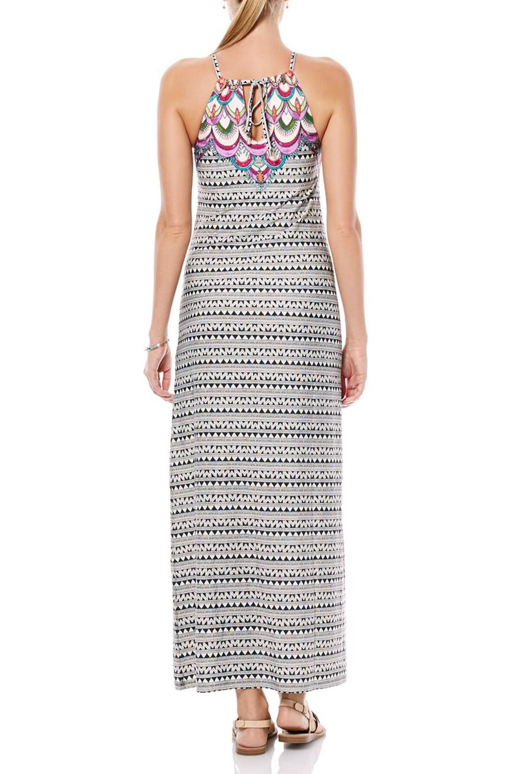 Laundry by Shelli Segal Maxi Dress - Front Full Image