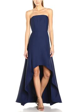 Shoptiques Product: Strapless Highlow Gown