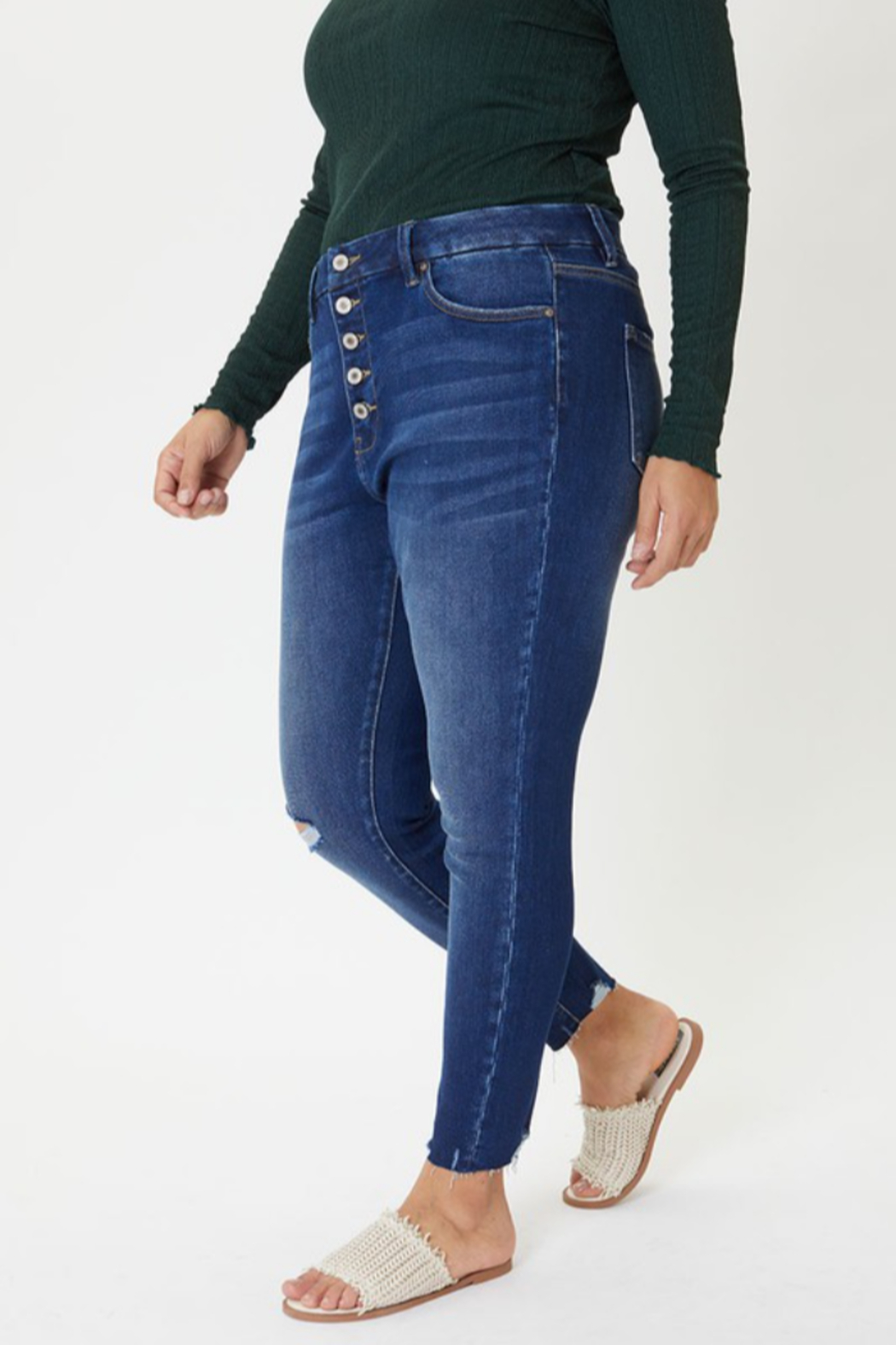 Kan Can Laura Skinny - Front Full Image