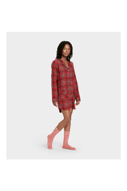 Ugg LAURA SLEEP DRESS AND SOCK SET - Front cropped
