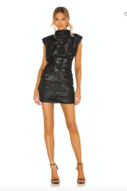 Line & Dot Laura Sparkley Dress - Front cropped