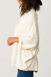 Margaret O'Leary Laura Throw On - Front cropped