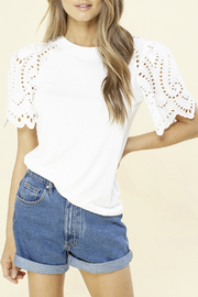 Hale Bob Laura Top - Front cropped
