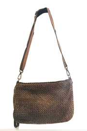 bolsa Nova Laura Woven Crossbody - Product Mini Image