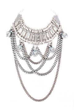 Shoptiques Product: Necklace With Chains