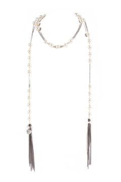 Shoptiques Product: Pear Lariat Chain