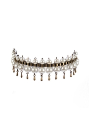 Laura Cantu Pearl Choker With Drops - Product Mini Image