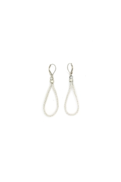 Laura Jane's Jewelry Braided Paisley Earrings - Product List Image