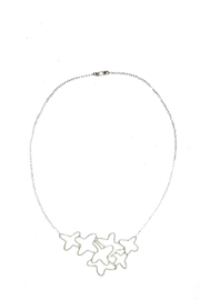 Laura Jane's Jewelry Floral Necklace - Product Mini Image