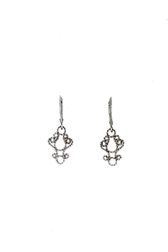 Laura Jane's Jewelry Gold Filigree Earrings - Product List Image