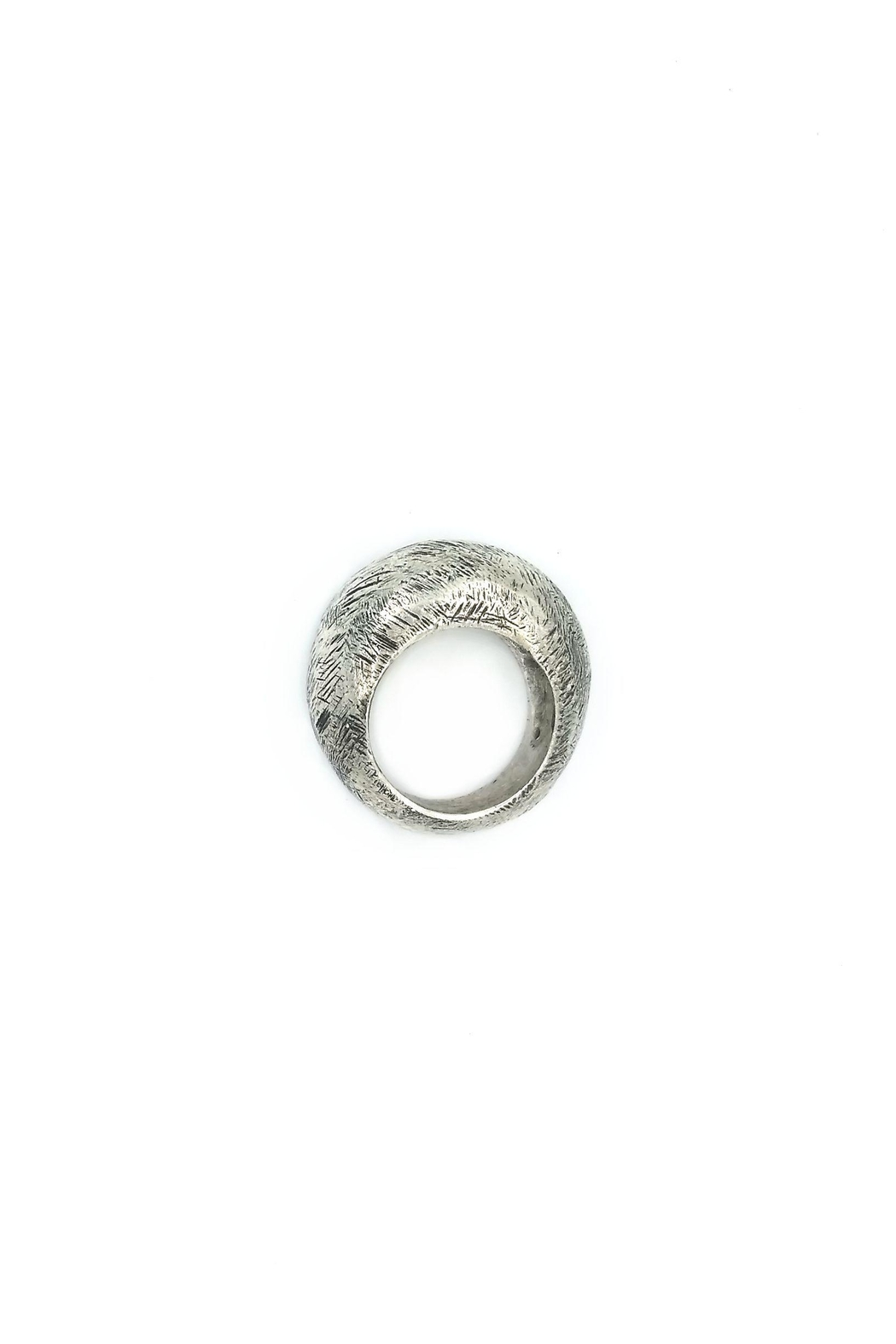 Laura Jane's Jewelry Heavy Dome Ring - Front Full Image