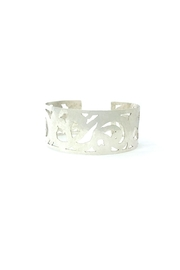 Laura Jane's Jewelry Light Scrollwork Cuff - Product Mini Image