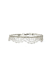 Laura Jane's Jewelry Silver Lace Bracelet - Product Mini Image