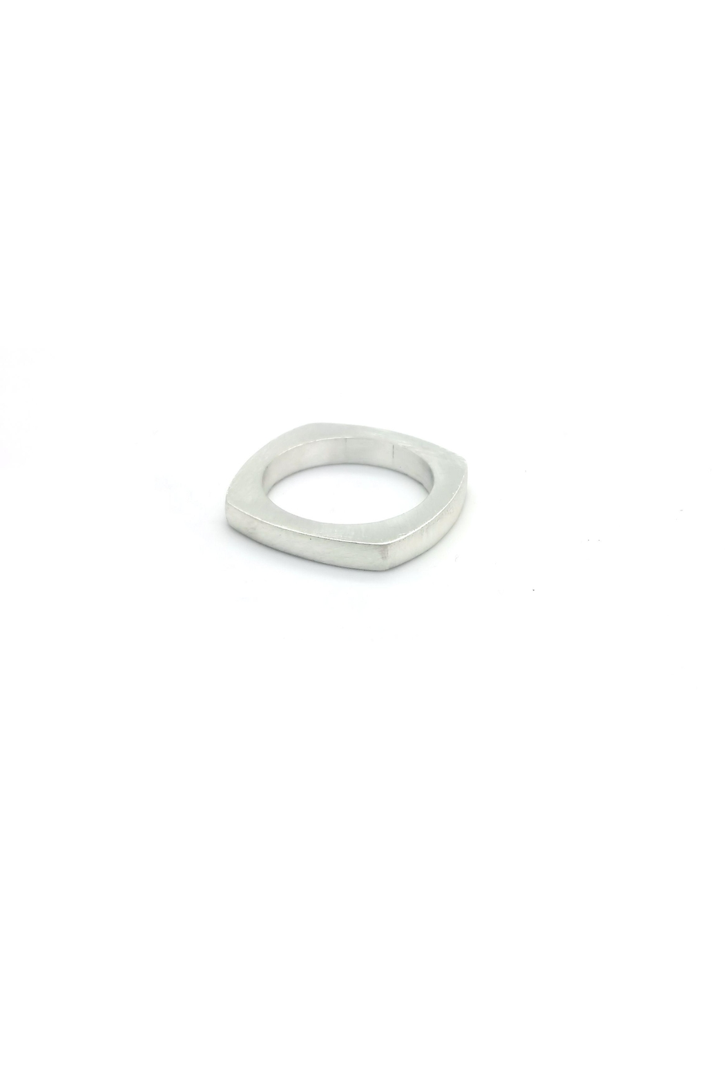 Laura Jane's Jewelry Square Ring - Front Full Image