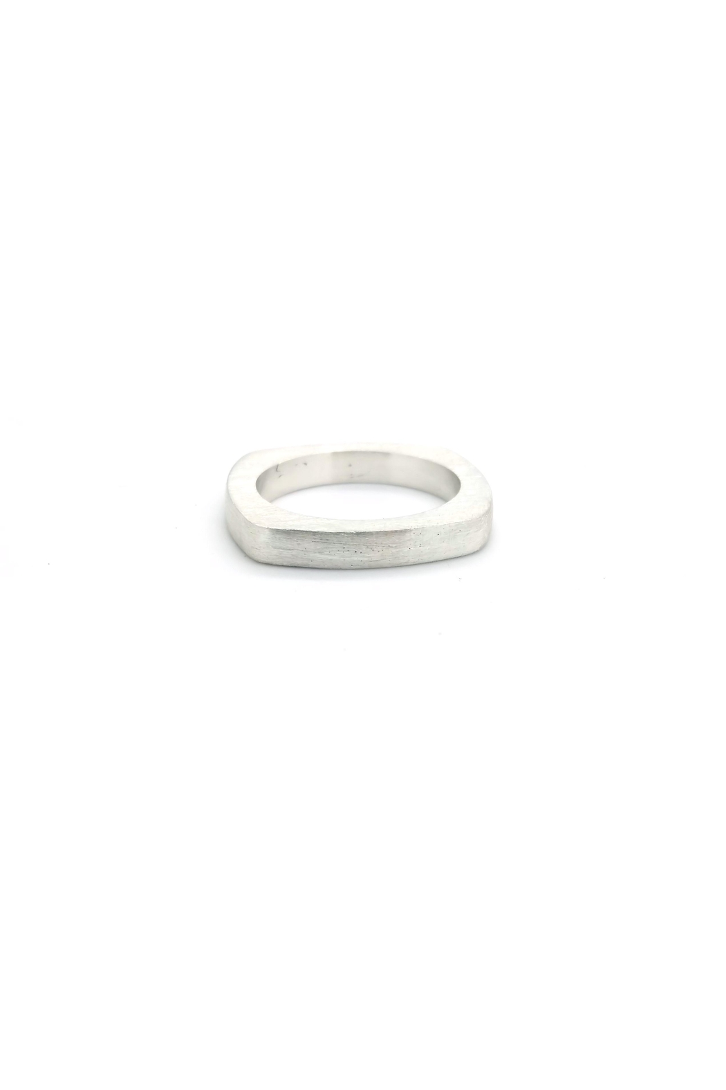Laura Jane's Jewelry Square Ring - Side Cropped Image