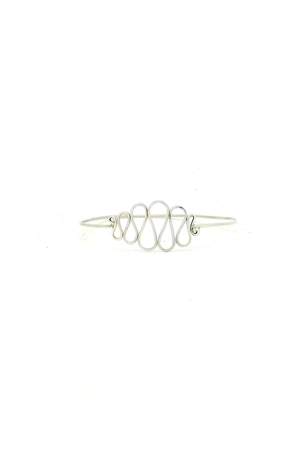 Laura Jane's Jewelry Squiggle Bangle - Main Image