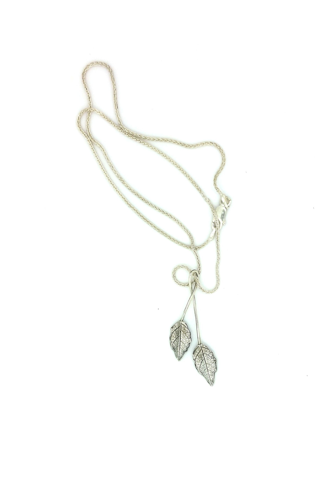buy silver pendant highgrove leaf shop the gardens beech royal