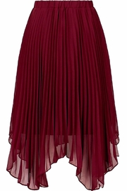 Bishop + Young Laurel Pleat Skirt - Product Mini Image