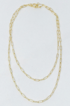 ellison & young Lauren Wrap Necklace - Alternate List Image