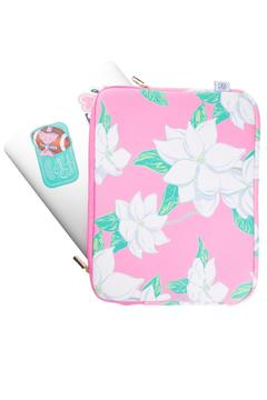 Shoptiques Product: Floral Laptop Case
