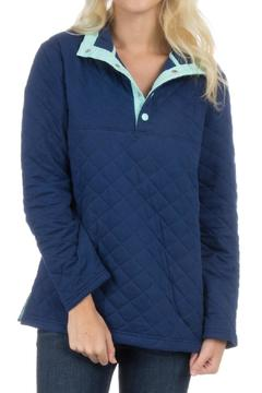 Shoptiques Product: Lawson Quilted Pullover