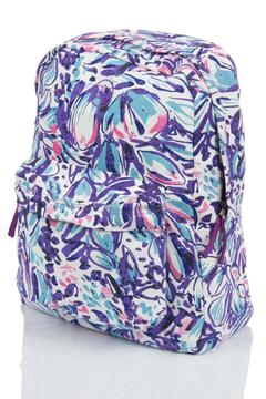 Shoptiques Product: Printed Backpack