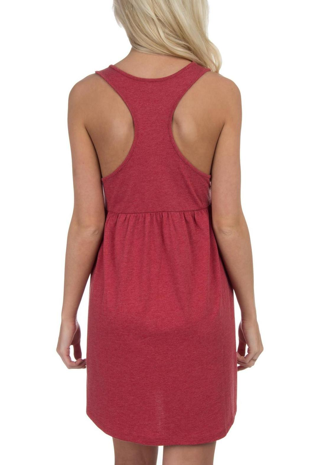 Lauren James Tailgate Dress - Front Full Image