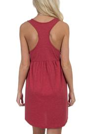 Lauren James Tailgate Dress - Front full body