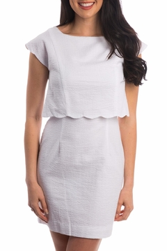 Shoptiques Product: White Sullivan Dress