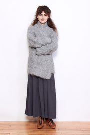 Lauren Manoogian Carpet Stitch Cardigan - Front cropped