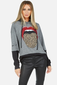 Lauren Moshi Brea Leopard Tongue - Product List Image