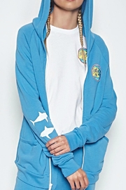 Lauren Moshi Chill Out Hoodie - Front cropped