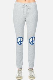 Lauren Moshi Daisy Peace Sweatpants - Product Mini Image