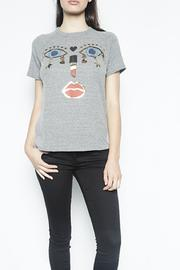 Lauren Moshi Make Up Tee - Product Mini Image