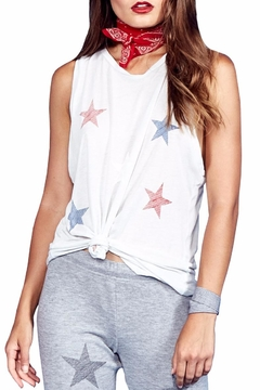 Shoptiques Product: Star Tank Top
