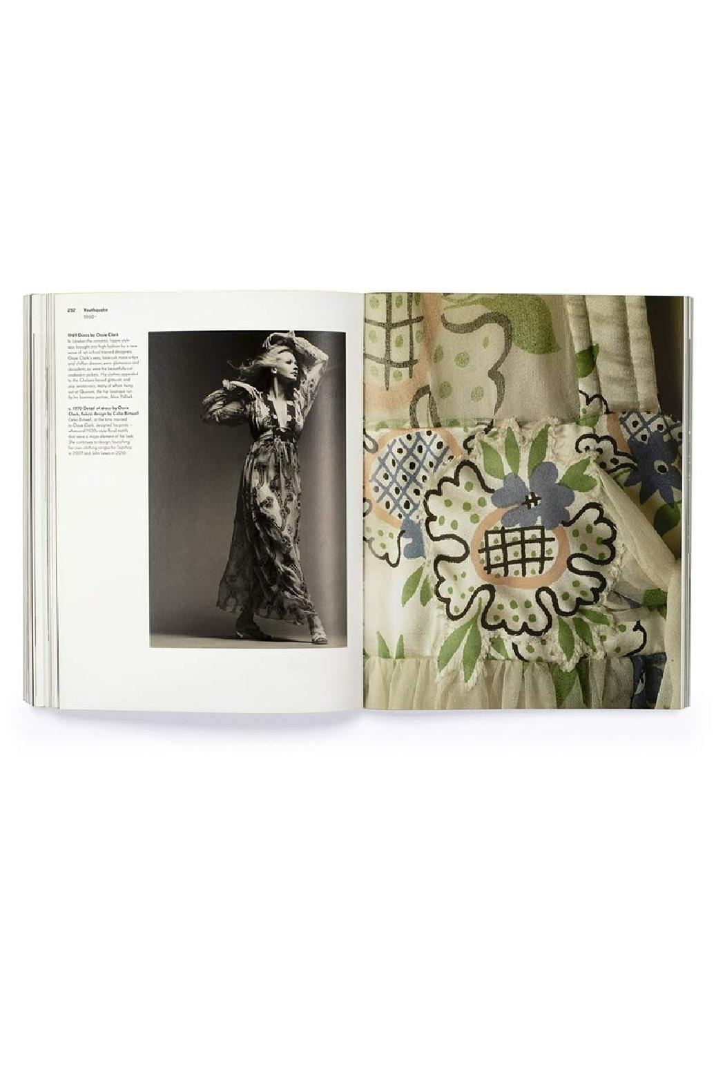Laurence King Publishing 100 Years Of Fashion - Side Cropped Image
