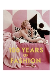 Laurence King Publishing 100 Years Of Fashion - Front cropped