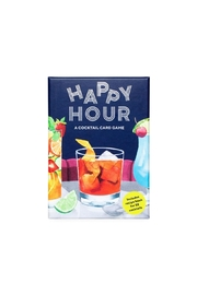 Laurence King Publishing Happy Hour Game - Front cropped