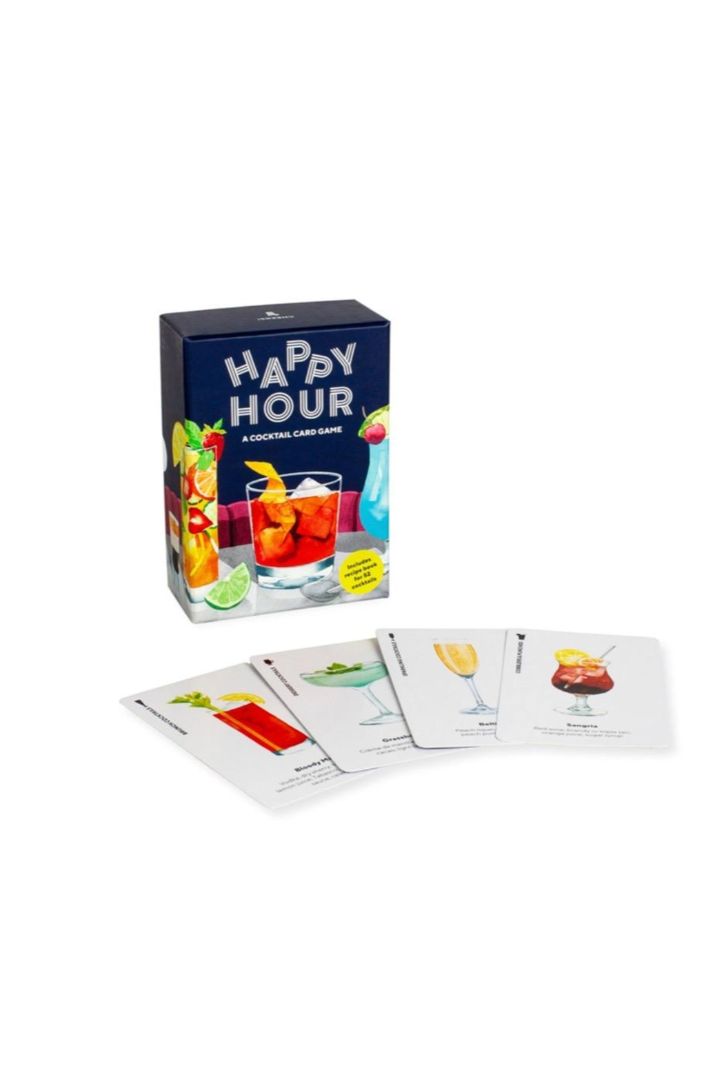 Laurence King Publishing Happy Hour Game - Front Full Image