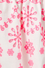Lilly Pulitzer Laurenne Eyelet Top - Other