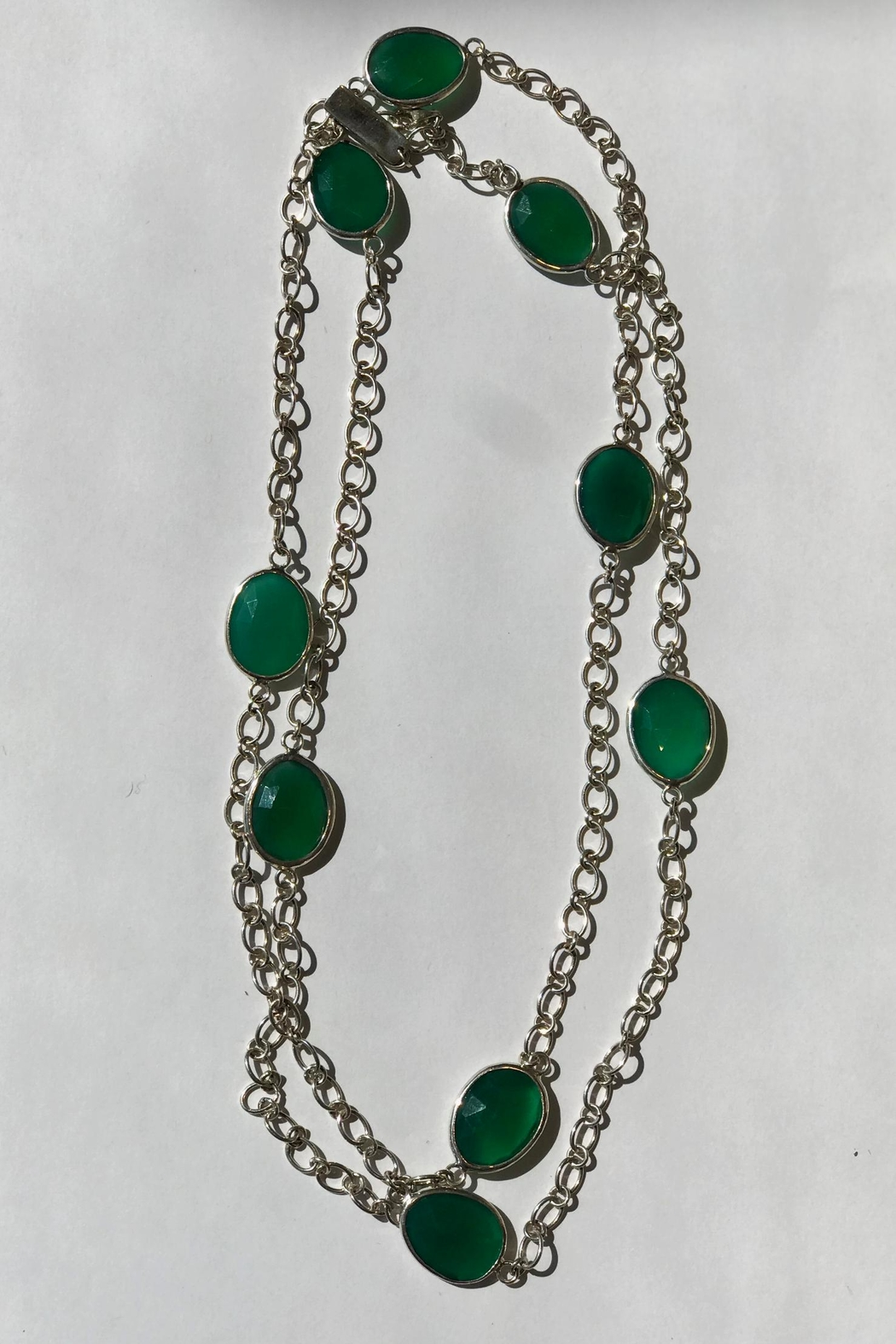 Laurent Léger Chain Gem Small - Front Cropped Image