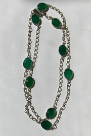 Laurent Léger Chain Gem Small - Front cropped