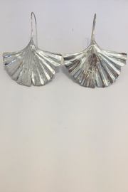 Laurent Léger Ginko Earrings - Front cropped