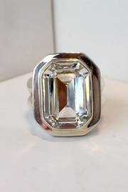 Laurent Léger Imperial Crystal Octagonal Ring - Product Mini Image