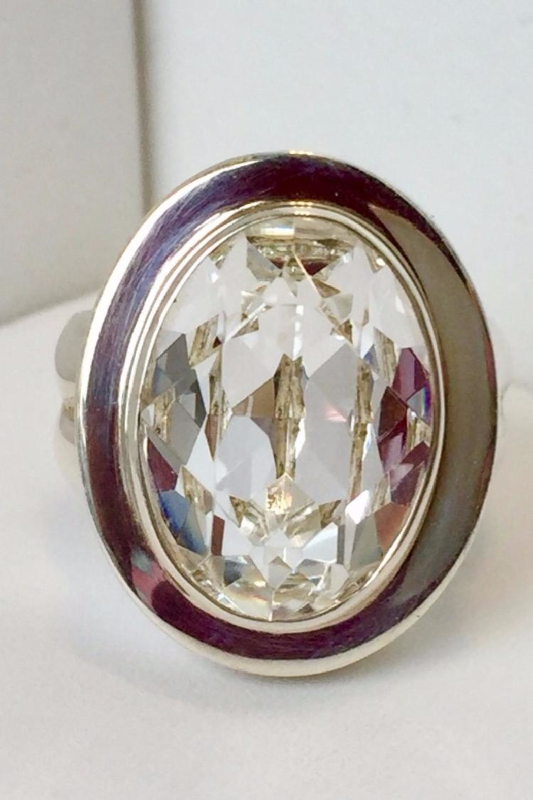 Laurent Léger Imperial Moonlight Oval Ring - Main Image