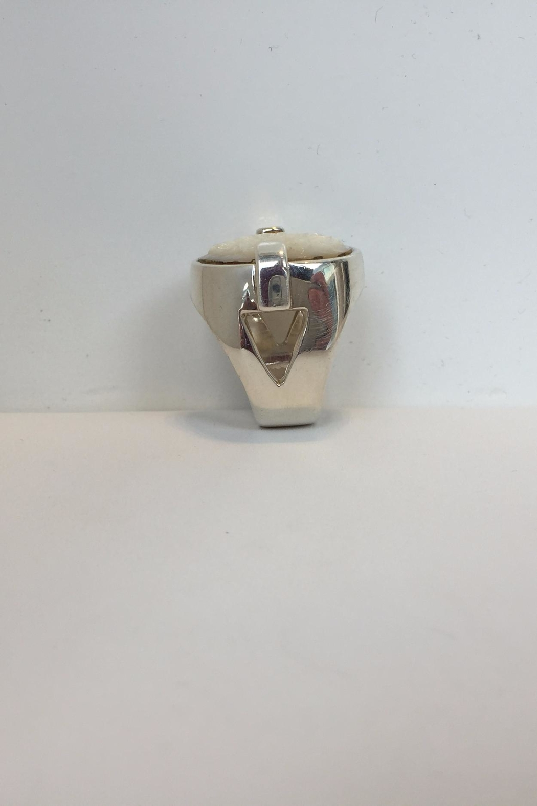 Laurent Léger Lotus Ring - Front Full Image