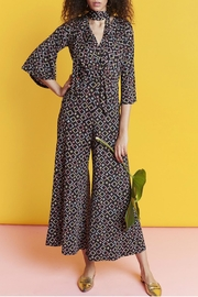 Onjenu Laurie Angles Jumpsuit - Front full body
